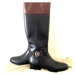 Michael Kora Harland Leather Boots (never worn)
